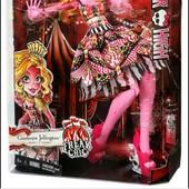 Кукла monster high гулиопа из серии монстро-цирк