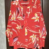 Фирменная новая красивая блуза р.14-16