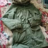 Куртка парка для дівчинки H@M