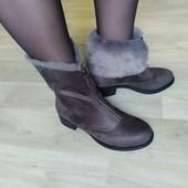 Стильные ботинки. 38