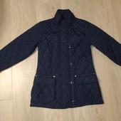 Демисезонная стёганая куртка 9-10лет в идеальном состоянии