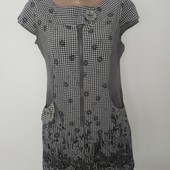 Лёгкое летнее платье на каждый день размер Л