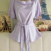 Новое! Люкс! Блуза, размер М/L