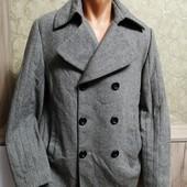 Собираем лоты!!! Тёплое мужское пальто, размер s