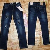 Модные джинсы на девочку Seagull ,164 р