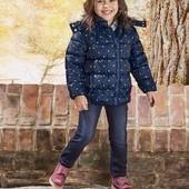 Теплая куртка Лупилу на девочку ,размер 92