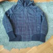 Курточка с капишоном, унисекси, размер XL