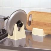 2 штуки. Универсальная подставка сушилка для крышек и досок