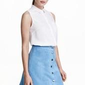 Легкая блузка H&M 36р
