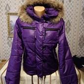 Прикольная куртка. Размер XL. Весна-осень.