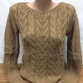 Женский свитер . Размер m, l. Четыре цвета