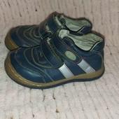 Кожаные туфельки размер 27