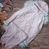 Вау! Тёпленький мягусенький слип, кигуруми, пижама на 12/13 лет