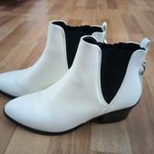 Весенние деми ботиночки оригинал New Look, размер 36
