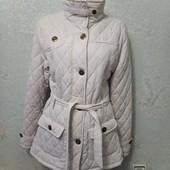 Lee Cooper! Оригинал! Шикарная мягенькая тепленькая стеганная куртка р.14 Акция читайте