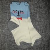 Носочки для грудничка по стопе 11 см новые