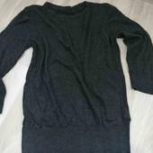 Стильный свитер /clever/M!!!