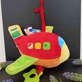 Музыкальная игрушка подвеска для малышей