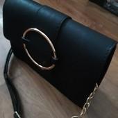 Новинка!супер-цена❗ Стильная сумка женская с ремешком, застегивается на кнопку (магнит).❣