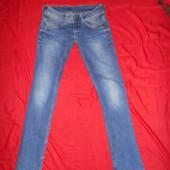 Pepe Jeans джинсовые скинни.размер W27 L32.в отличном состоянии.Оригинал!