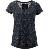 ☘ Лот 1 шт ☘ Жіноча базова футболка з мереживом від Gina Benotti (Німеччина), розмір 36 євро