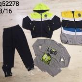 Спортивний костюм для хлопчиків трійка Seagull 8-16 років