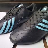 Кроссовки Adidas 36 раз.комб.кожа(Отличное качество).