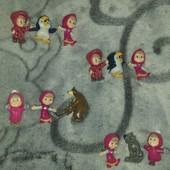 Игрушки из киндера Маша и Миша