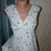Laura Ashley блуза 16-размер. Оригинал