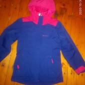 Курточка фірмова quechua 116-122 см