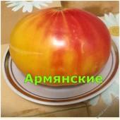 """Трмат """" Армянский"""". Крупноплодный!!! Двухцветный, очень красивый. Медовый вкус! До 2026"""