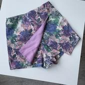 Яркие шорты -юбка