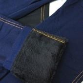Зимние лосины под джинс на МЕХу, на ОБ от 38 до 52 р