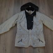 Деми куртка на синтепоне ф. Apparel р. UK 12 М-Л новая