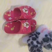 Лот обуви для девочки 26-27