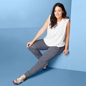 Трикотажные брюки чино штаны размер 36/38 европейский tchibo тсм