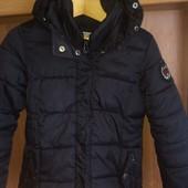 Куртка, холодная осень, р. 10 лет 140 см, Kaporal. состояние хорошее