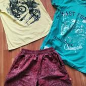 Футболки и шорты на подростка