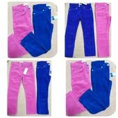 Новинка сезона! Вельветовые штаны для девочек! Премиум качество! Польша! Размер 104-110см; 116-122см