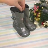 Легкие, удобние ботиночки 21р.на весну!