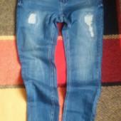 Качественные джинсы, евро 36
