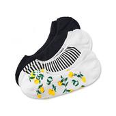 ☘ Лот 2 пари☘ Класні шкарпетки-невидимки від Tchibo (Німеччина), розмір: 41-43