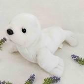 Морской котик, мягкая озвученная игрушка