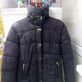 Куртка-деми+ подарок зайка Тильда
