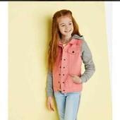 lupilu.стильная джинсовая куртка ветровка  рост 92