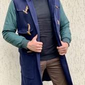 Пальто мужское, демисезон (Размер M,L,XL)