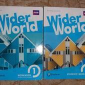 книги по английскому языку BBC wider world номер 1