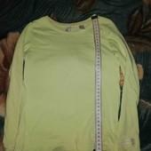 кофта реглан блузка с длинным рукавом 1+1=3