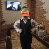 Классический костюм для мальчика.