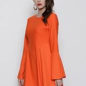 Красивое, актуальное платье Boohoo